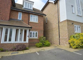 Thumbnail 4 bedroom semi-detached house for sale in Watson Way, Crowborough