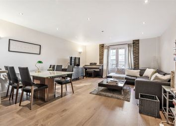 Thumbnail 2 bed flat for sale in Lion Court, Shand Street, London
