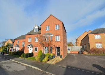 Thumbnail 3 bed semi-detached house for sale in South Meadow Road, St Crispins, Northampton