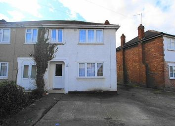 3 bed semi-detached house for sale in Findhorn Avenue, Hayes, Middlesex UB4