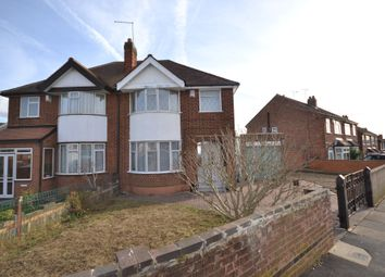 Thumbnail 3 bedroom semi-detached house to rent in Milverton Avn, Leicester, Leicestershire
