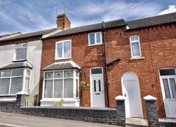 Thumbnail 3 bed terraced house for sale in Stanley Street, Rothwell, Kettering