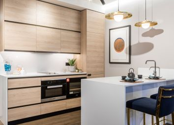 Thumbnail 1 bed flat for sale in Hewett Street, Shoreditch, London