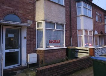 Thumbnail 5 bed terraced house to rent in Widdrington Road, Coventry