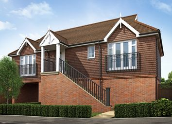 Thumbnail 2 bedroom flat for sale in Langmore Lane, Lindfield, Haywards Heath