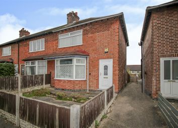 Thumbnail 2 bed end terrace house for sale in Barrydale Avenue, Beeston, Nottingham