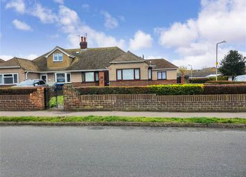 Thumbnail 2 bed semi-detached bungalow for sale in Salisbury Avenue, Broadstairs, Kent