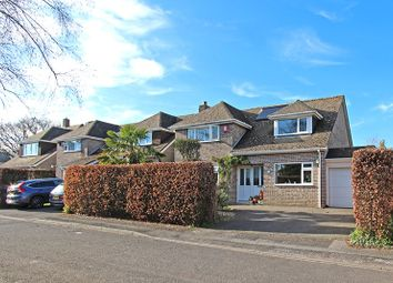Thumbnail 3 bed detached house for sale in Durrant Way, Sway, Lymington