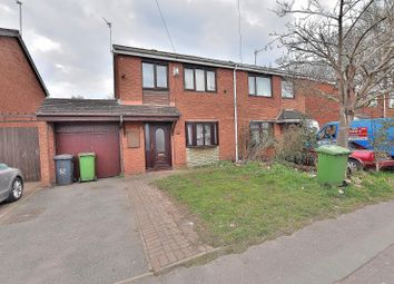 Thumbnail 3 bed property to rent in Broad Street, Bilston