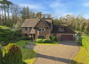 5 bed detached house for sale in Chaworth Close, Ottershaw, Surrey KT16