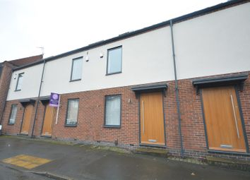 Thumbnail 3 bed town house for sale in Shaw Street, Ruddington, Nottingham