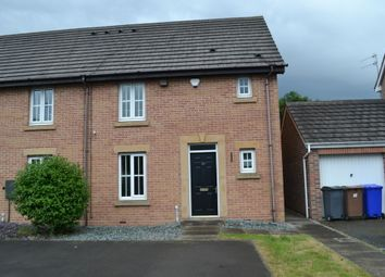 Thumbnail 3 bedroom town house to rent in Steeple Way, Stoke, Stoke-On-Trent