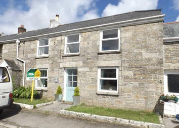 Thumbnail 3 bed terraced house for sale in Foundry, Stithians, Truro