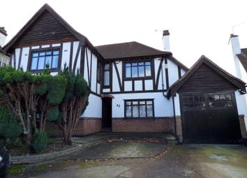 Thumbnail 4 bedroom detached house to rent in Park Avenue, Orpington