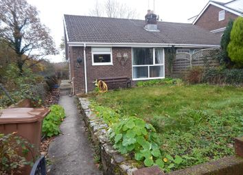 Thumbnail 2 bed semi-detached bungalow to rent in Toronto Close, Penmaen, Blackwood