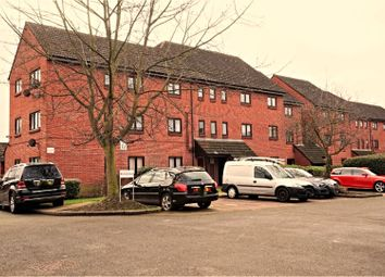 Thumbnail 1 bedroom flat for sale in Neasden, Elgar Avenue