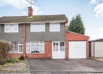 Thumbnail 3 bed semi-detached house for sale in Ullswater Road, Bedworth