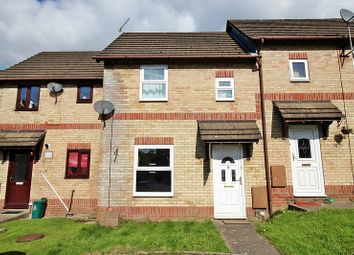 Thumbnail 2 bed terraced house for sale in Manor Chase, Beddau, Pontypridd, Rhondda, Cynon, Taff.