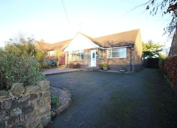 Thumbnail 2 bed detached bungalow for sale in Folly Lane, Cheddleton, Staffordshire