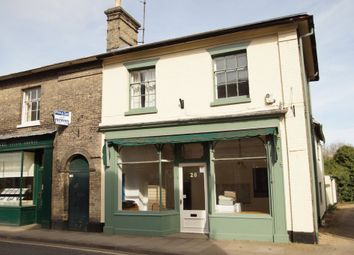 Thumbnail 4 bedroom end terrace house for sale in High Street, Saxmundham