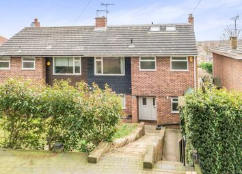 Thumbnail 5 bedroom semi-detached house for sale in College Road, Hoddesdon