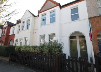 Thumbnail 2 bed maisonette to rent in Tranmere Road, Earlsfield