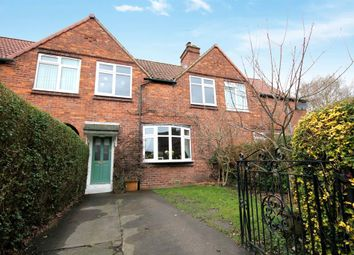 Thumbnail 3 bed terraced house for sale in Fulford Cross, York