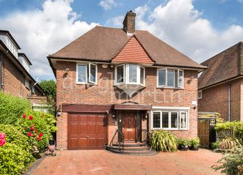 Thumbnail 4 bed detached house for sale in Wykeham Road, London