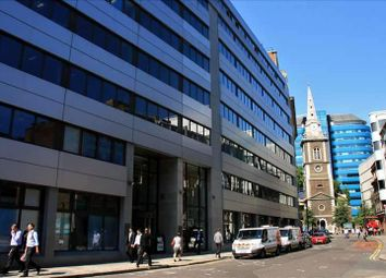 Thumbnail Serviced office to let in Minories, London