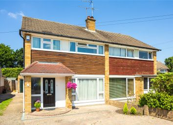 Thumbnail 3 bedroom semi-detached house for sale in Oakwood Avenue, Hutton, Brentwood, Essex