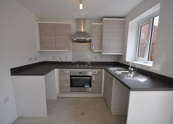 Thumbnail 2 bed terraced house to rent in Skylark Way, Clipstone Village, Mansfield, Nottinghamshire