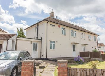Thumbnail 3 bed semi-detached house for sale in Tamerton Road, Leicester