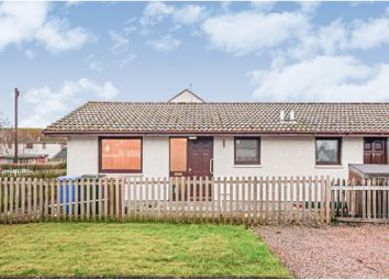 Thumbnail 1 bed semi-detached bungalow for sale in Beaufort Gardens, Beauly
