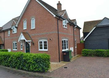 Thumbnail 3 bed semi-detached house to rent in Farmhouse Mews, Thatcham