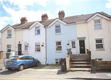 Thumbnail 4 bed terraced house to rent in Salisbury Road, Parkstone, Poole