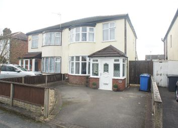 Thumbnail 3 bed semi-detached house for sale in Fearnhead Lane, Fearnhead, Warrington