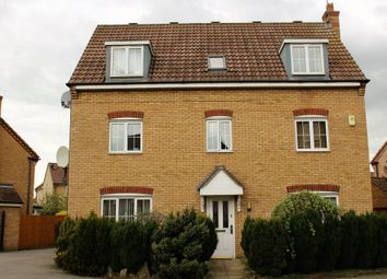 Thumbnail 1 bed flat to rent in Loak Close, Clapham, Bedford