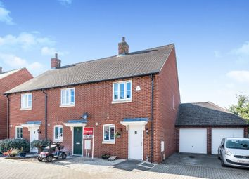 2 bed end terrace house for sale in Orchard Close, Upper Arncott, Bicester OX25