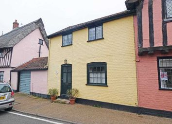 Thumbnail 2 bed cottage for sale in Neates Cottage, The Street, Woolpit, Bury St. Edmunds