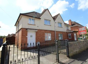 Thumbnail 3 bed semi-detached house for sale in Tralee Walk, Knowle, Bristol
