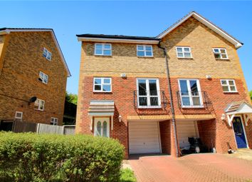 Thumbnail 4 bed semi-detached house to rent in Dillywood Fields, Rochester, Kent