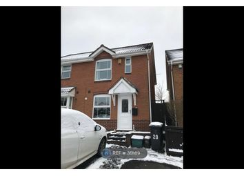 Thumbnail 2 bed semi-detached house to rent in Dodington Close, Barnwood, Gloucester