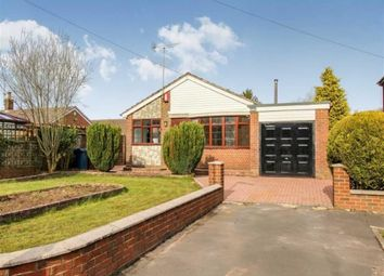 Thumbnail 3 bed detached bungalow for sale in Blacklake Drive, Meir Heath, Stoke-On-Trent