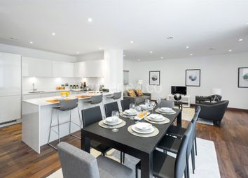 Thumbnail 3 bedroom flat to rent in Beaufort Court, Maygrove Road, London