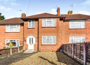 Thumbnail 3 bed terraced house for sale in St. Cuthberts Crescent, Albrighton, Wolverhampton