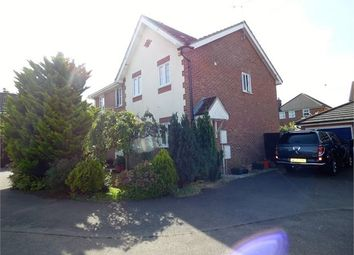 Thumbnail 3 bed semi-detached house for sale in Nottingham Way, Langdon Hills, Langdon Hills