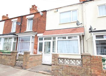 Thumbnail 2 bed terraced house for sale in Whites Road, Cleethorpes