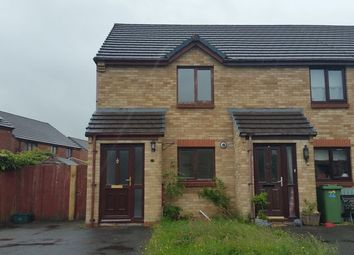 Thumbnail 2 bed semi-detached house to rent in Redhill Park, Haverfordwest