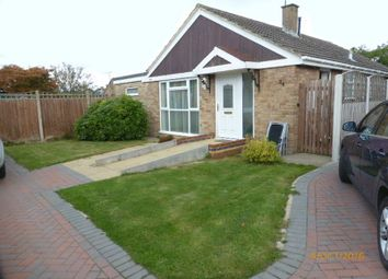 Thumbnail 2 bed detached bungalow to rent in Kayte Close, Bishops Cleeve, Cheltenham