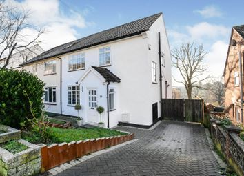Thumbnail 3 bed semi-detached house for sale in Kevington Drive, Orpington